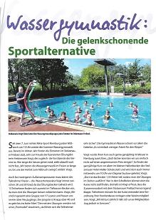 Lebenslust S. 2©Rehabilitation und Behinderten Sport e.V. Nienburg