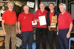 Siegerteam HSV II
