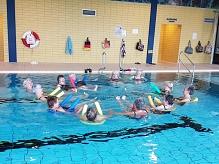 Reha Sport im Wasser