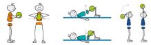 Übungen©Rehabilitation und Behinderten Sport e.V. Nienburg